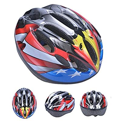 Koly Kids Boys Girls Sports Mountain Road Bicycle Bike Cycling Safety Helmet Skating cap by Koly