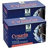 BADERs Cynarin Artischocke dalla farmacia. Infuso roiboos cinarina carciofo. Aumenta il benessere e stimola la digestione. Anche ideale per detox. Vegan. Sapore di vaniglia. 40 bustine