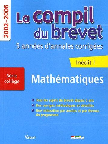 Mathématiques : Série collège