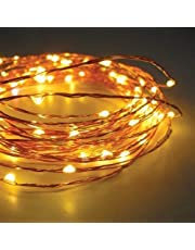 RIFLECTION 50LED 5M Copper String 3xAA Battery Operated LED
