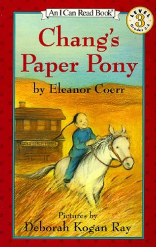 Chang's Paper Pony (I Can Read!)