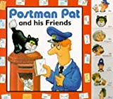 Postman Pat and His Friends: A Tab Index Board Book