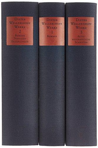 Gesammelte Werke in 6 Bänden.: Werke 1-6. Band 1: Romane - Band 2: Romane, Novellen und Erzählungen - Band 3: Autobiographische Schriften - Band 4: ... Band 5: Vorlesungen - Band 6: Hörspiele (Set)