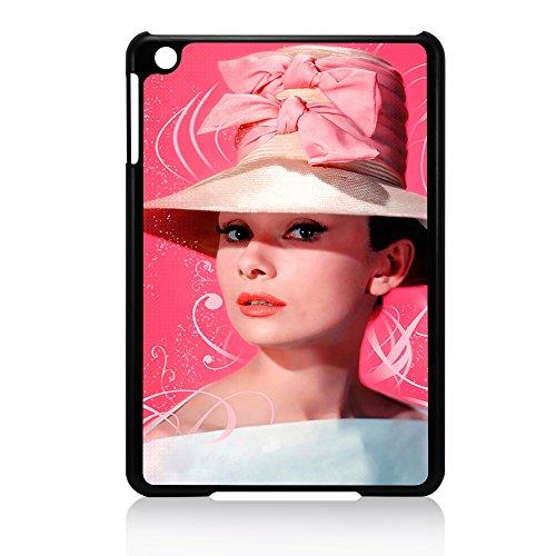 iPad Mini 4Generation 4Back Schutzhülle Case Cover-hot10068Audrey Hepburn