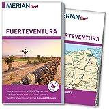 MERIAN live! Reiseführer Fuerteventura: Mit Extra-Karte zum Herausnehmen