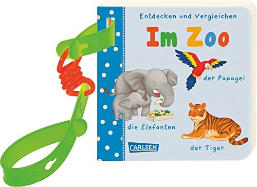 Preisvergleich Produktbild Buggy-Bücher: Entdecken und Vergleichen Im Zoo