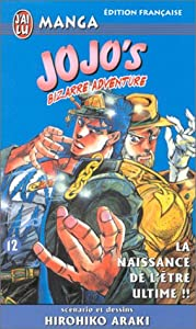 Battle Tendency - Jojo's Bizarre Adventure Saison 2 Edition simple Tome 7