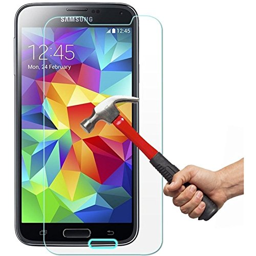 Protector Pantalla Cristal Templado Samsung Galaxy S5 Mini G800F /Tempered Glass