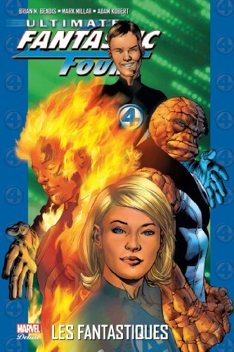 ULTIMATE FANTASTIC FOUR T01 de Collectif (16 juillet 2014) Album