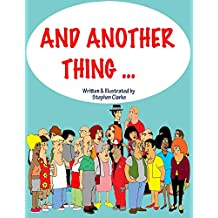 And Another Thing ... (English Edition)