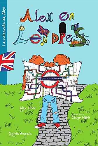 Portada del libro Alex en Londres