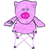 Quest Childrens Pig Fun Folding Chair