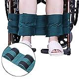 Rollstuhl-Fußstütze, Bein-Halteband, Rollstuhl-Sitzgurt, medizinische...