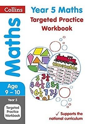 Year 5 Maths Targeted Practice Workbook: 2019 tests (Collins KS2 Practice) by Collins