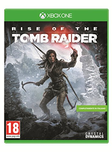 Rise Of The Tomb Raider [Importación Italiana]
