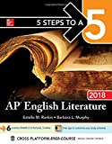 #7: 5 Steps to a 5: AP English Literature 2018 (5 Steps to a 5 on the Advanced Placement Examinations)