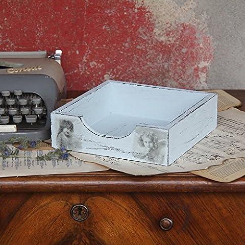 Vintage Briefablage Holzablage Ablage Landhaus Shabby Deko Tischdeko Schreibtischablage Landhausstil Holz