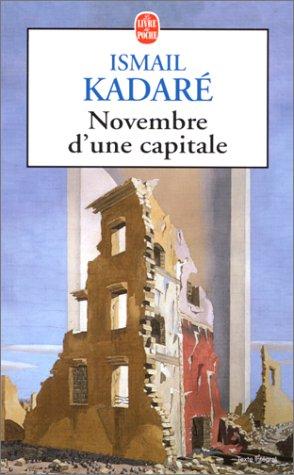 Novembre d'une capitale