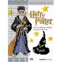 Harry Potter : Tout un univers à broder aux points de croix