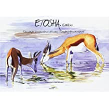 Etosha: Dibujando la naturaleza africana / Drawing African nature