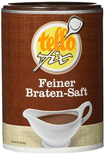 tellofix Feiner Bratensaft, 1er Pack (1 x 200 g Packung) -