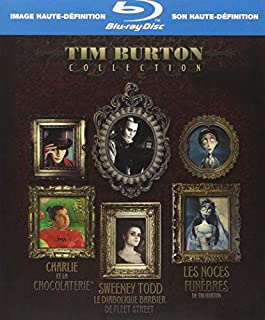 Coffret Tim Burton 3 Blu-ray [Blu-ray] (B002HESRBQ) | Amazon price tracker / tracking, Amazon price history charts, Amazon price watches, Amazon price drop alerts