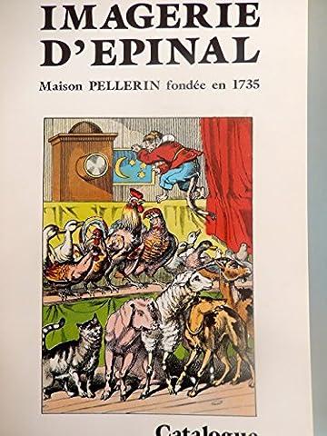 Imagerie d'Épinal : Catalogue