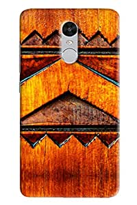 Generic Printed Back Cover For Redme note 4,Wood carving the sculptural or namentation of a wooden object. Printed Back cover Redme note 4