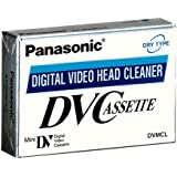 Panasonic AY-DVMCLC Cleaning Tape for Mini DV - Cinta de limpieza Color blanco