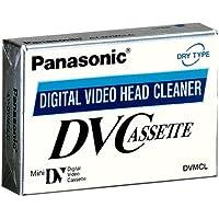Panasonic AY-DVMCLC Cleaning Tape for Mini DV - Cinta de limpieza Color blanco