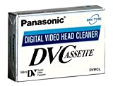 Panasonic AY-DVMCLC Cleaning Tape for Mini DV - Cinta de limpieza...