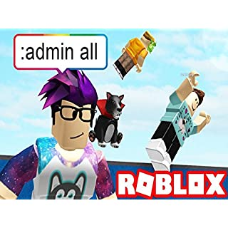 Free Admin In Roblox!