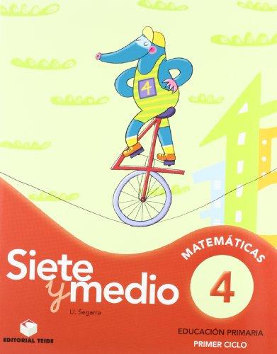 Siete y medio 4 - 9788430778324 por Lluis Josep Segarra Neira