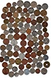 #8: COLLECTION HOUSE-100 DIFFERENT WORLD COINS -FOR COLLECTION