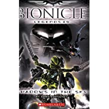 Shadows in the Sky (Bionicle Legends #9)