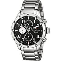TOMMY HILFIGER TH 1791141 Trent Stainless Steel Mens Watch with Chronograph