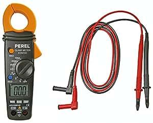 Perel ecm330Pince multimètre numérique avec rétroéclairage données Fonction hold et
