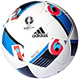 #10: Addidas Euro 16 Trainey Professional Football (White) Replica