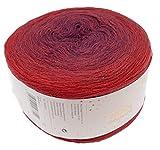 Rico Creative Wool Dégradé Rot