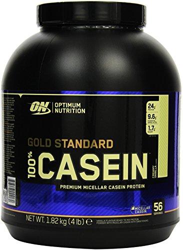 Optimum Nutrition 100% Casein Protein Vanilla, 1er Pack (1 x 1,18 kg)