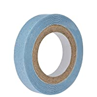 Anself Waterproof Hair Tape Double-sided Adhesive Glue For Hair Extension Toupee Lace Wigs 1 Roll 0.8cm 3yards