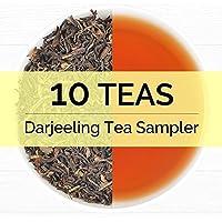 Campionario assortito di tè Darjeeling, 10 TÈ ESOTICI - Tè