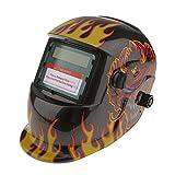 Solar Auto Darkening Welding Helmet Arc ...