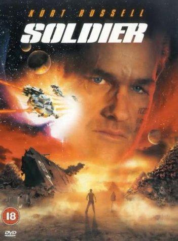 Soldier  DVD   1998