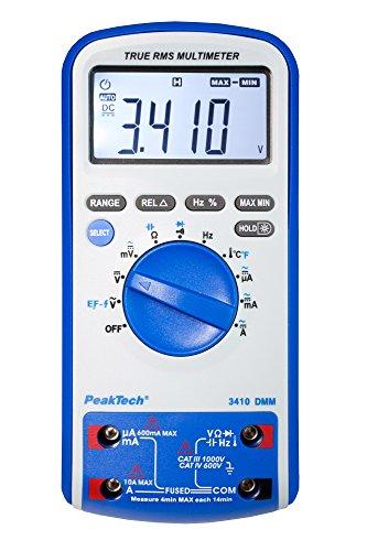 PeakTech Digital Multimeter 3410