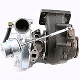 Gowe turbocompresseur pour hybride T3T4T03T04t3t4turbocompresseur Turbo universel Huile refroidi v-band A/R 50A/R .63pour tous les 46cyl 2.0–3,5L Moteur 420hp