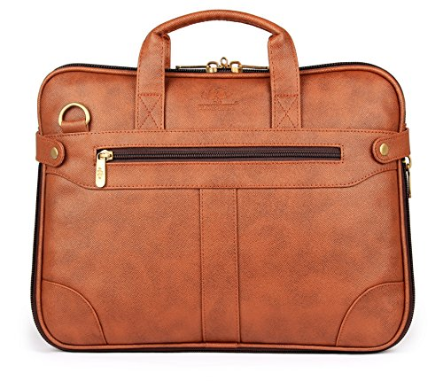 959ea60cc41f The Clownfish Royal Synthetic Leather Laptop Briefcase -