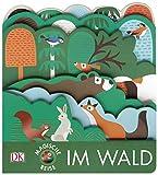 Magische Reise. Im Wald: Pappbilderbuch mit Glanz- und Struktur-Elementen ab