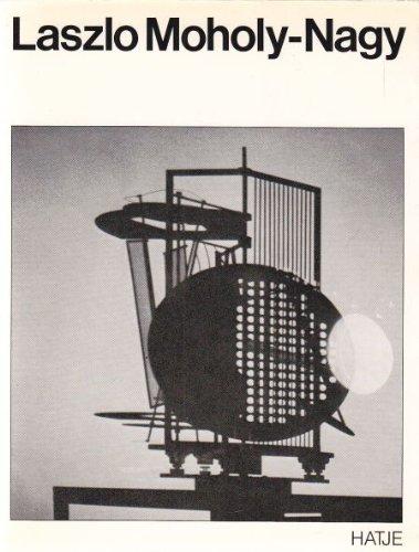 Laszlo Moholy- Nagy Buch-Cover
