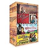 Coffret cheval 4 DVD : Fandango + un cheval sur le balcon + whitney brown + rodéo et juliette